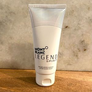 Montblanc Legend Spirit After Shave Balm